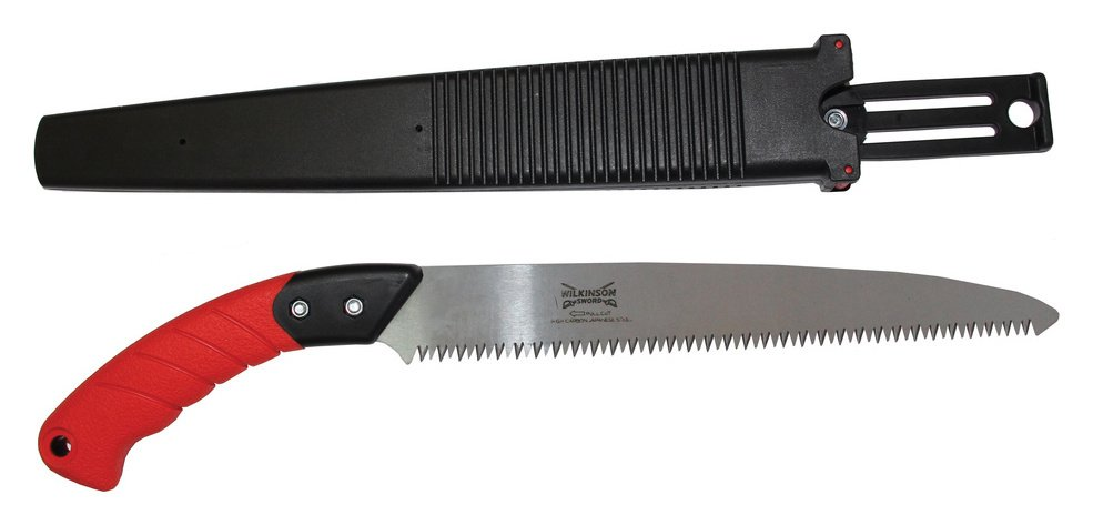 Wilkinson Sword 1111144W Pruning Saw and Holster