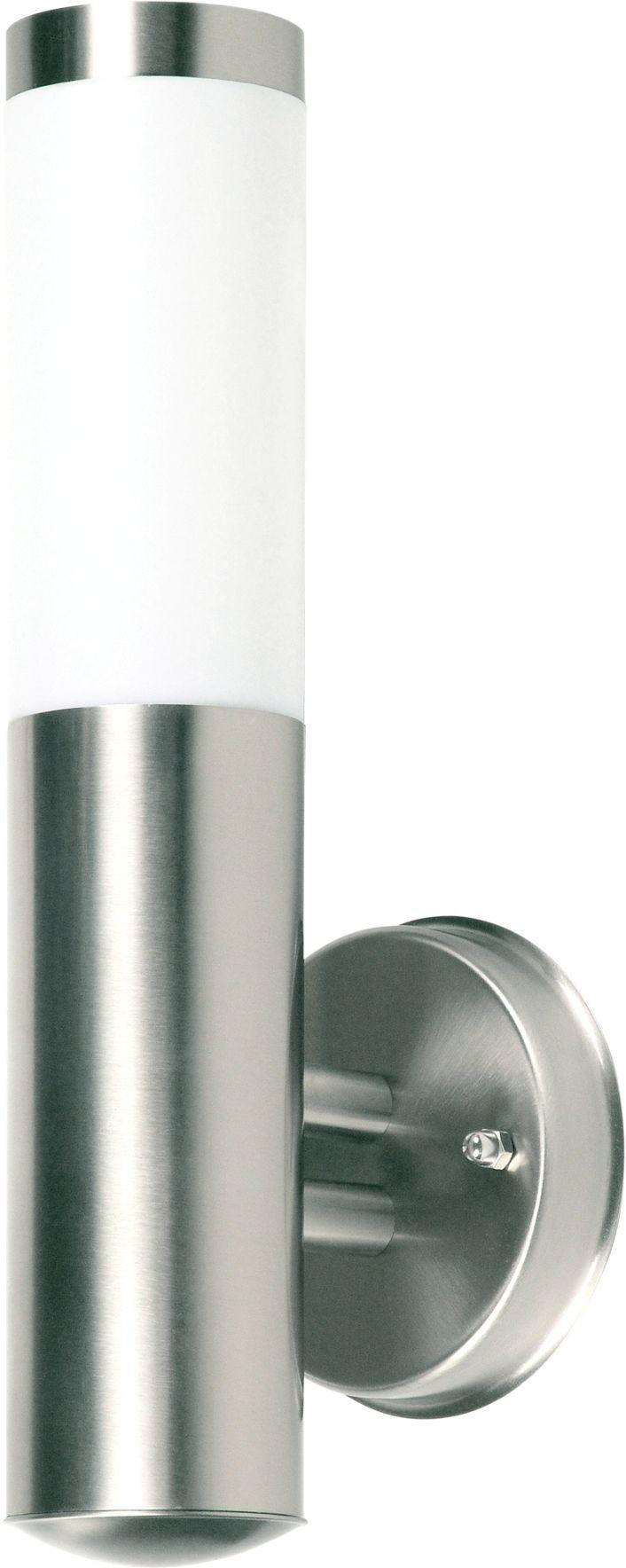 Ranex Silver Coloured Outdoor Wall Light