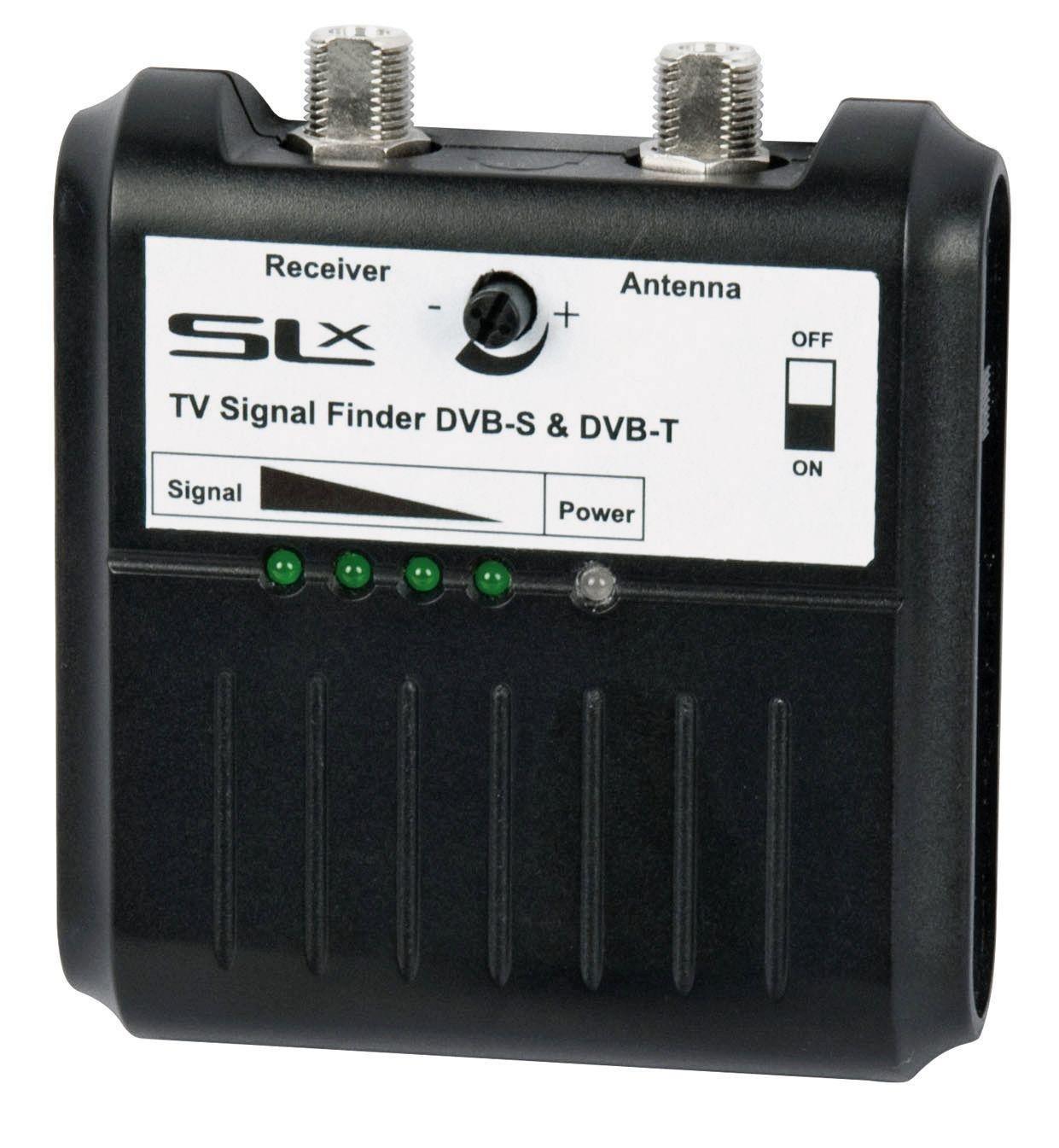 SLx - Digital - TV and Satellite Aerial Signal Detector