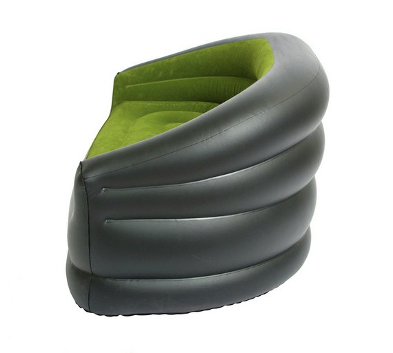Inflatable Beds Argos: Buy PVC Flocked Inflatable Camping Double Sofa At Argos.co