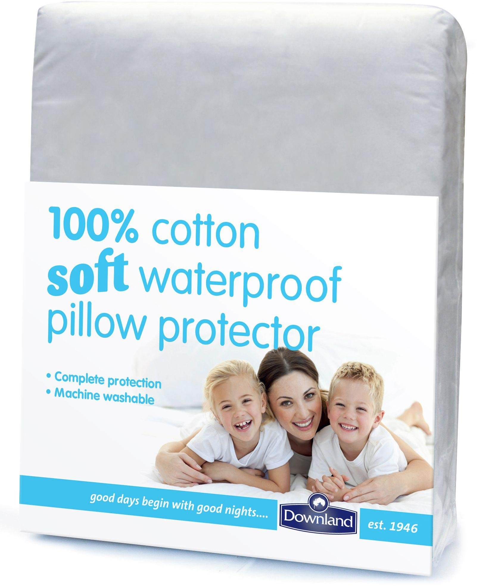 Downland Cotton Soft Pillow Protector