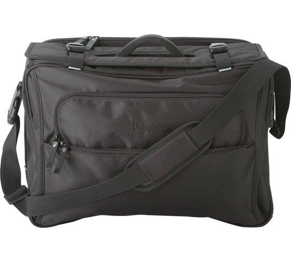 Buy IT Luggage Pilot Case - Black at Argos.co.uk - Your Online ...