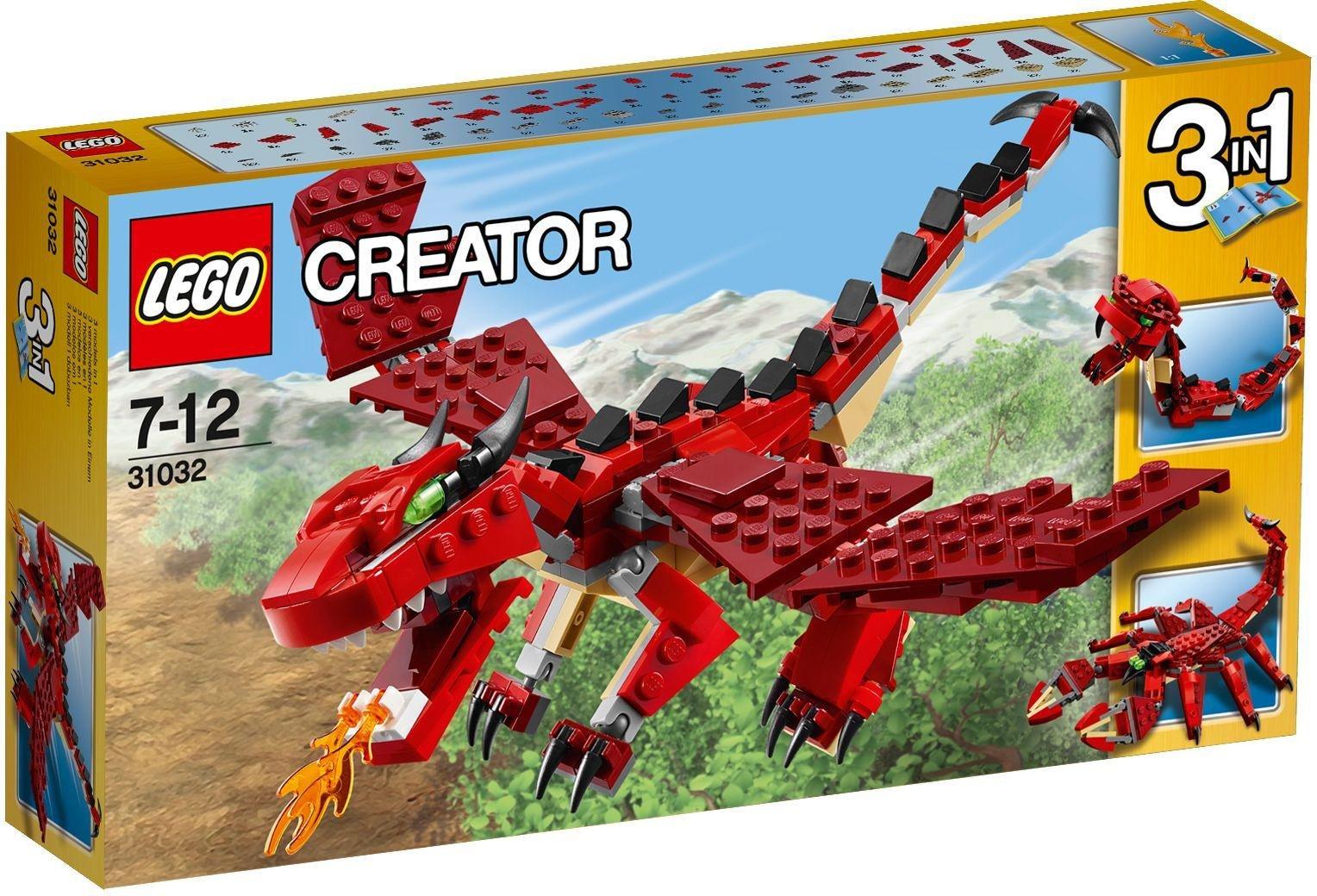 LEGO Creator Rec Creatures Toy - 31032