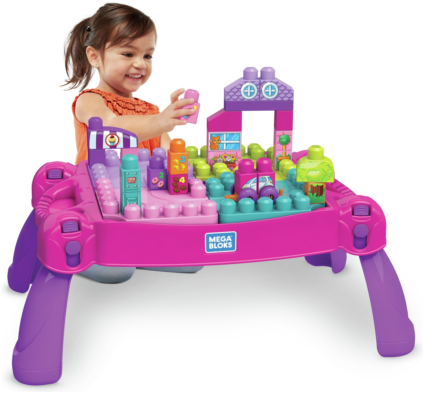 Mega Bloks - First Builders Lil' Princess Fairytale Table