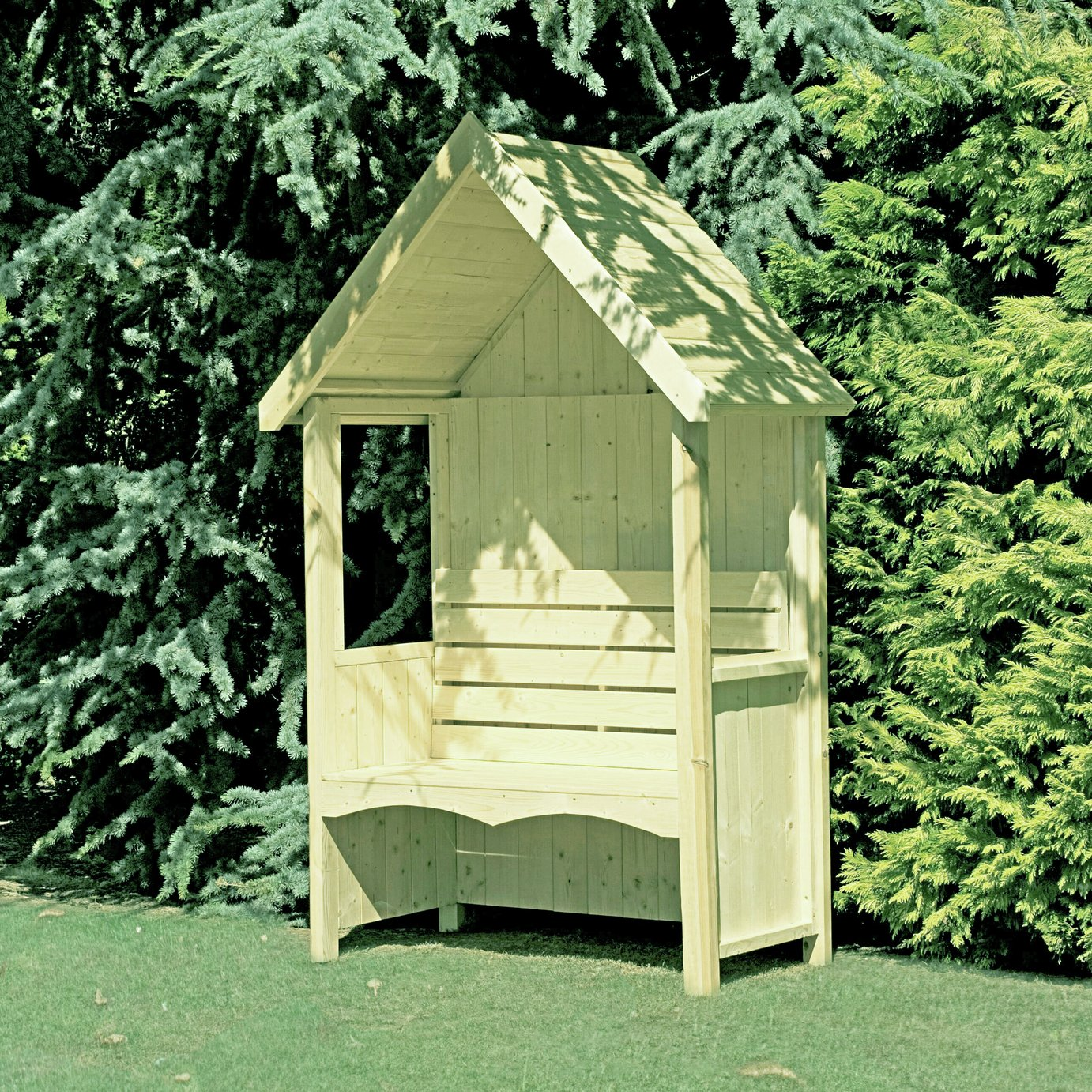 Homewood Forget Me Knot Arbour. lowest price