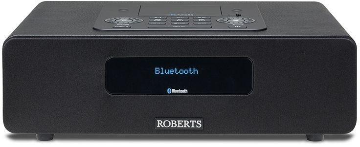 Roberts - Radio Blutune65 Bluetooth Sound System - Black