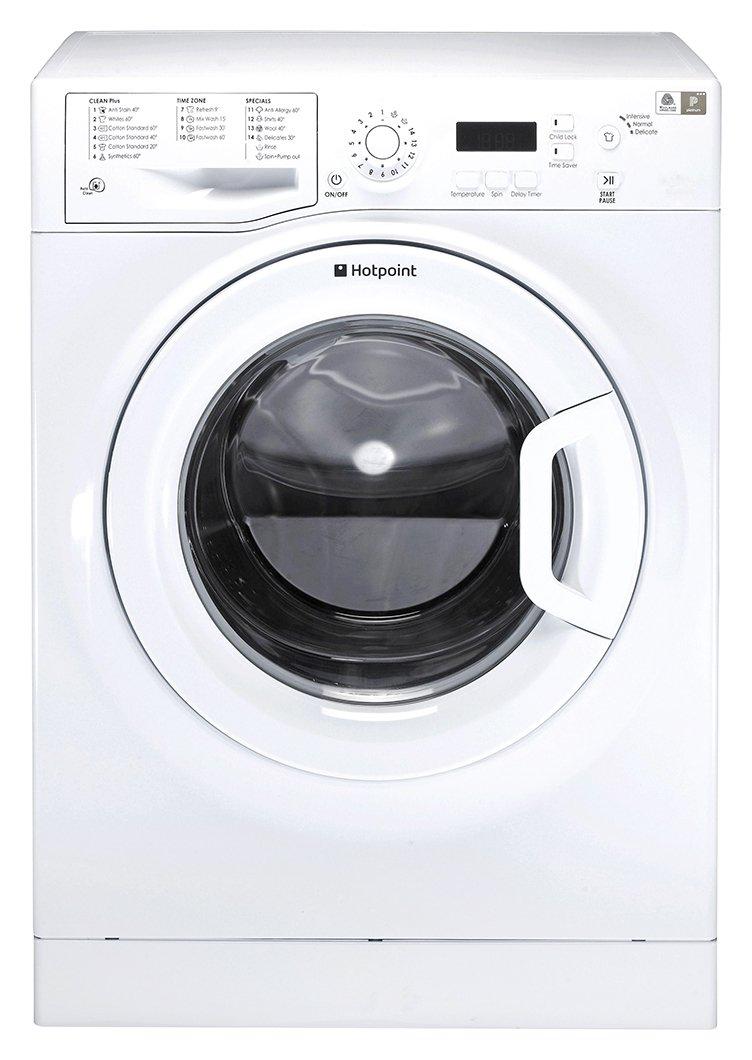 Image of Hotpoint - Extra WMXTF 742P - Washing Machine - White + Installation