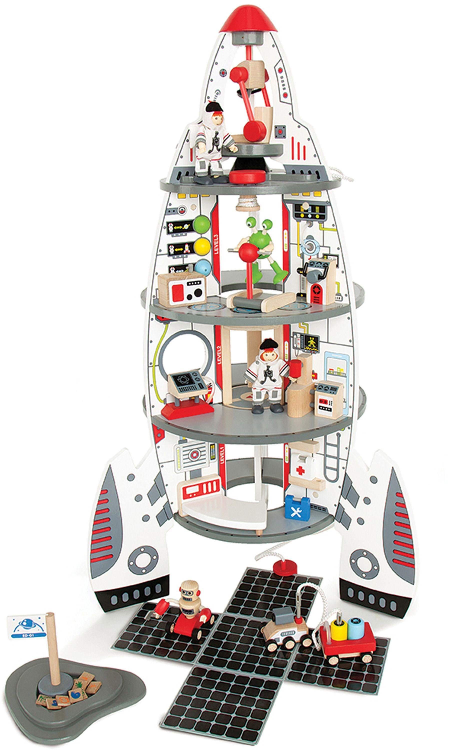 Early Learning Centre Mobile Moon Base Review Toybuzz