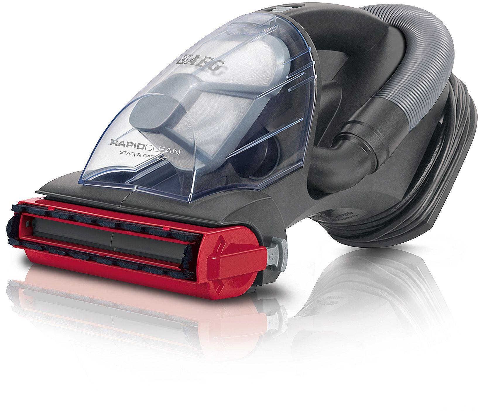 Image of AEG - RapidClean AG71A - Handheld Vacuum Cleaner