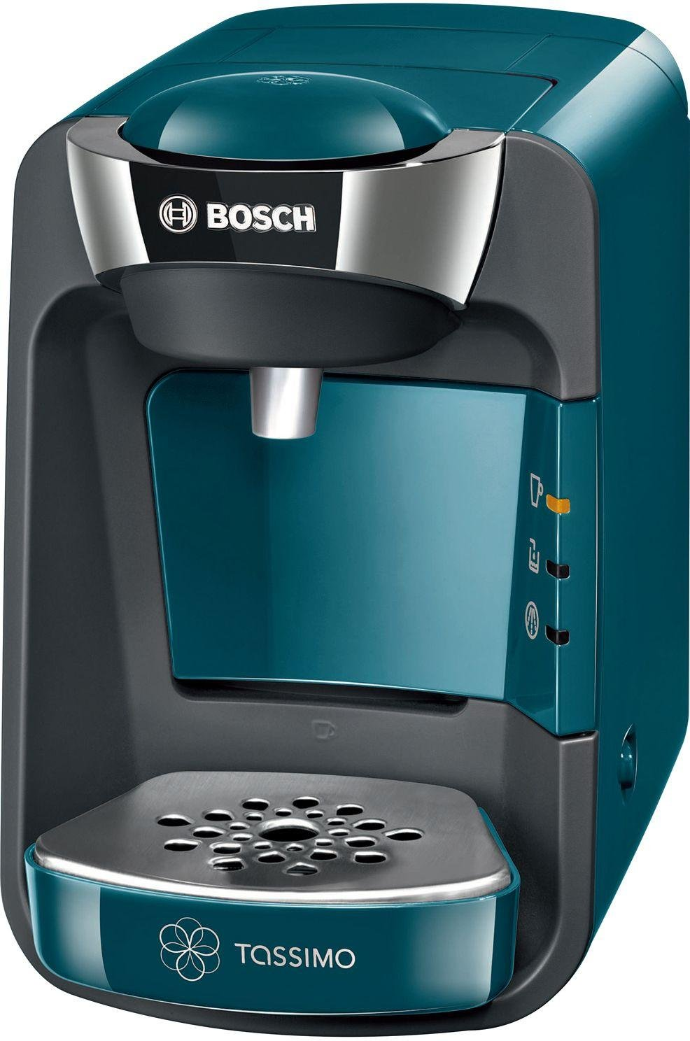 Argos Coffee Maker Pod : Tassimo by Bosch Suny Pod Coffee Machine Blue