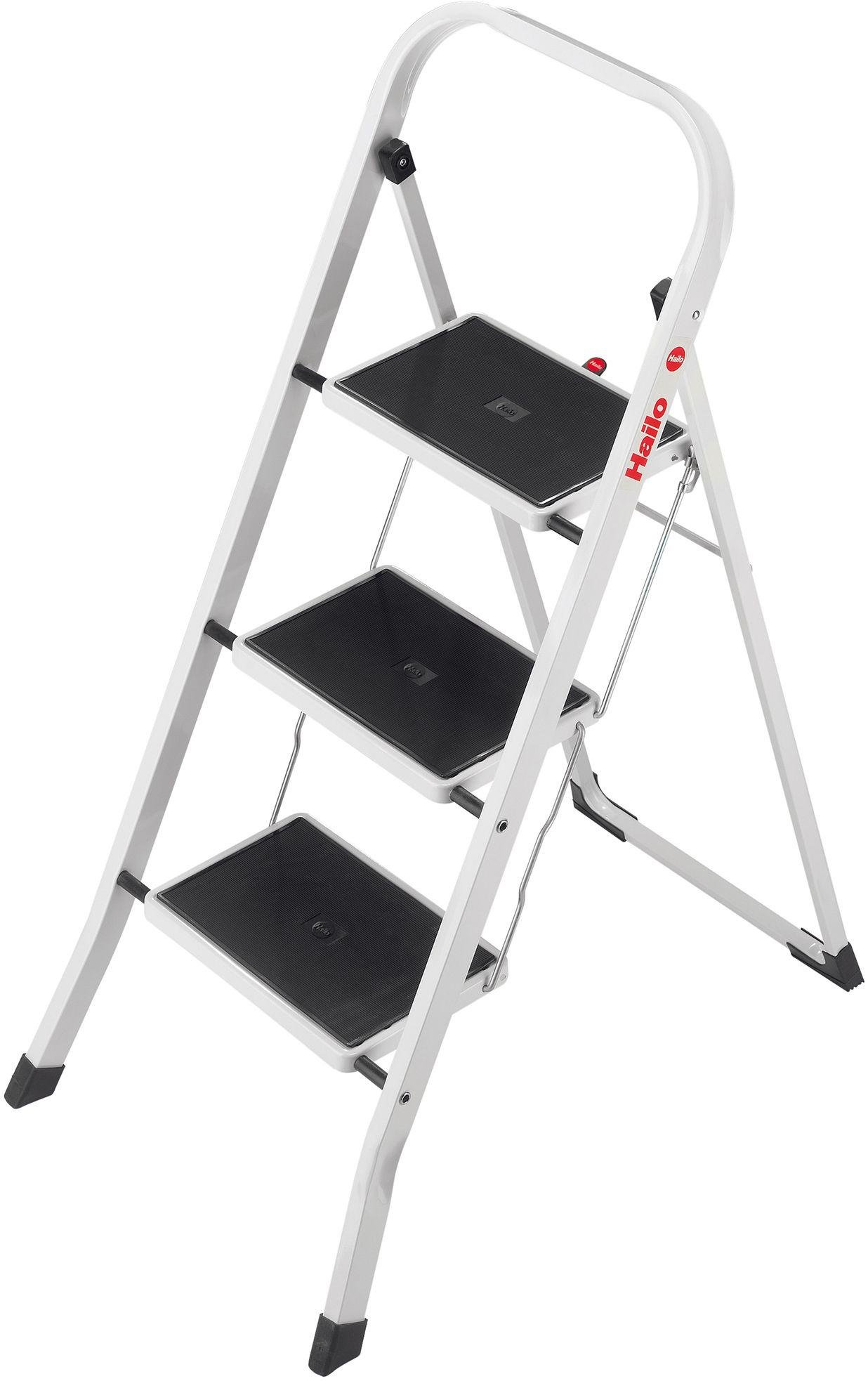 Image of Hailo - 3 Tread K20 Step Stool