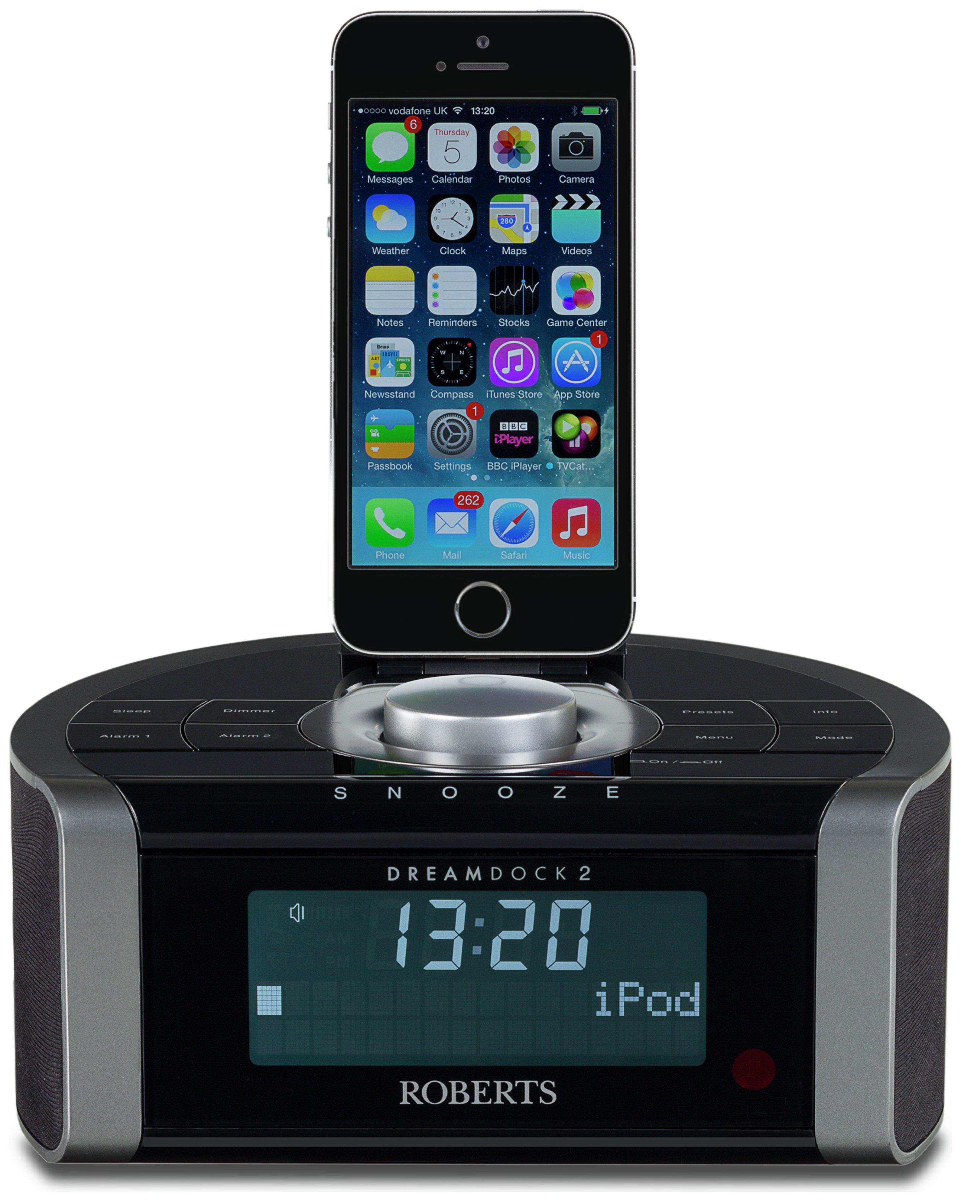 roberts-radio-dreamdock-2-digital-clock-radio-black