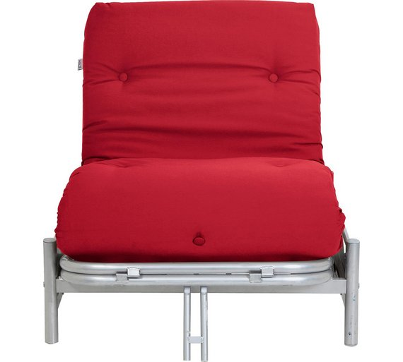 home single futon metal sofa bed with mattress. Black Bedroom Furniture Sets. Home Design Ideas