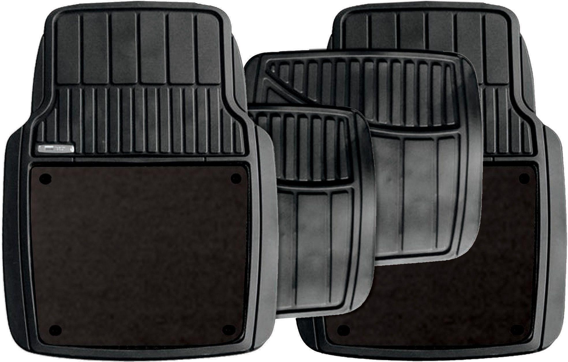 Streetwize - Combination Clip-Out Carpet Mat Set - 4 lowest price