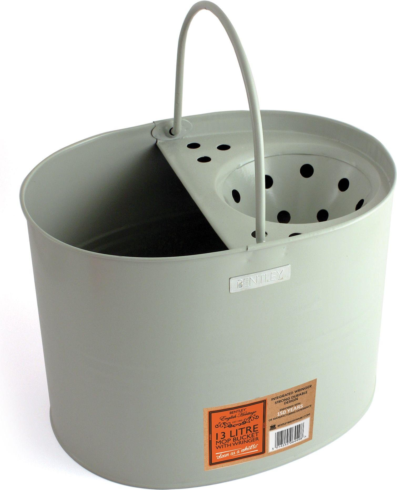 Image of English Heritage Metal - Mop Bucket