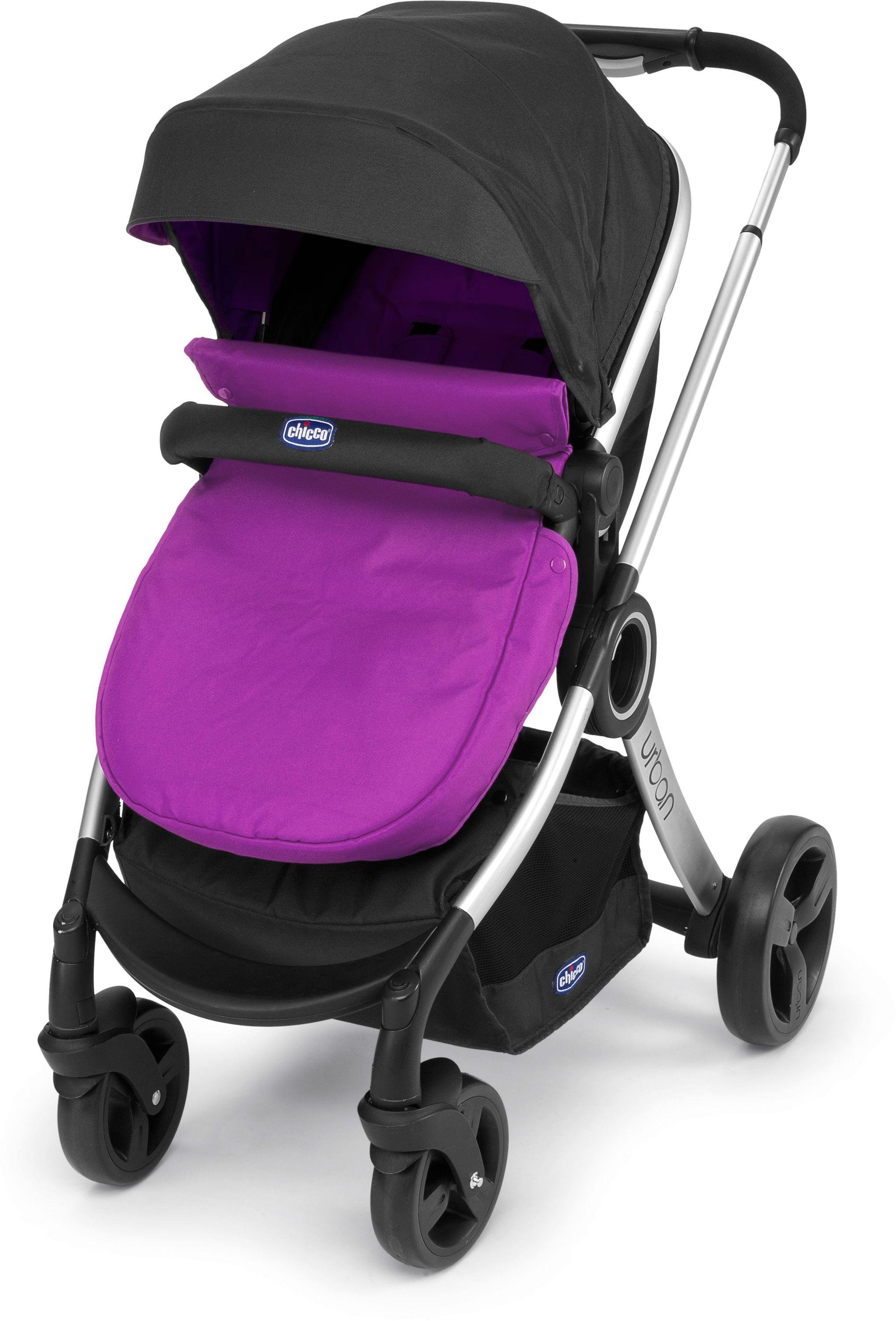 Image of Chicco - Urban Pram and - Pushchair Colour Pack - Cyclamen
