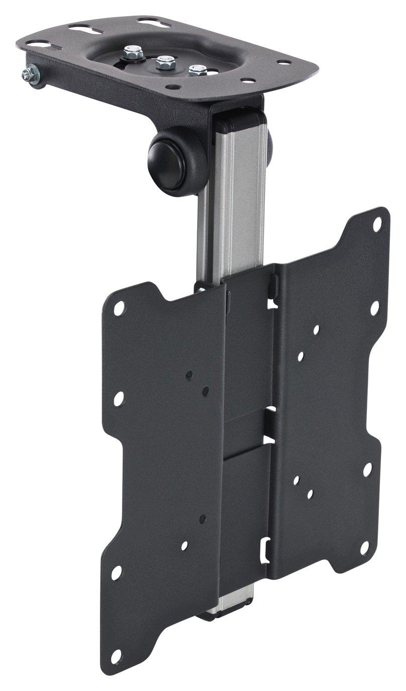 proper under cabinet tv bracket 19 40 inch review. Black Bedroom Furniture Sets. Home Design Ideas