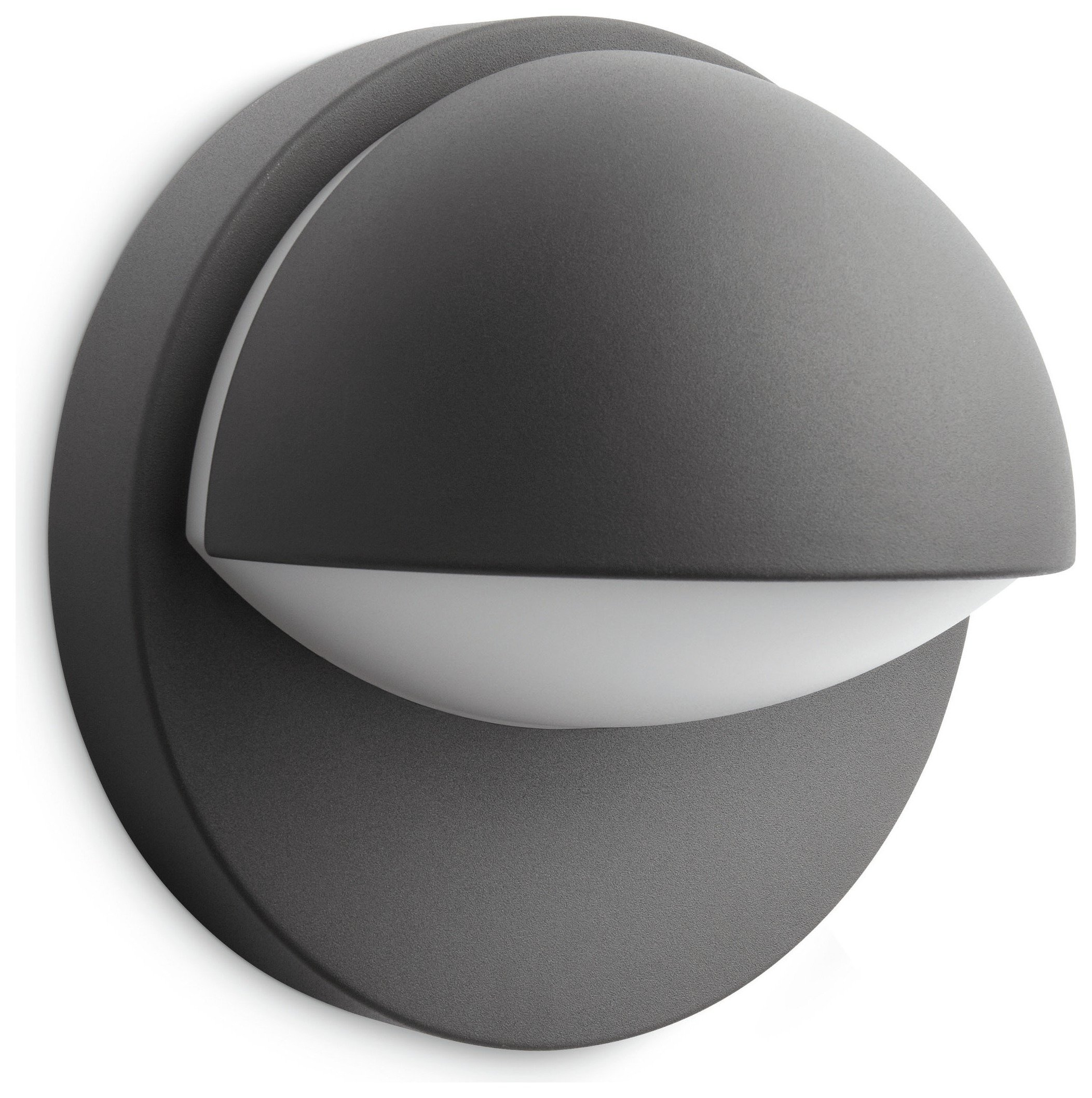Image of Philips - myGarden - June Energy Saving - Wall Light - Anthracite