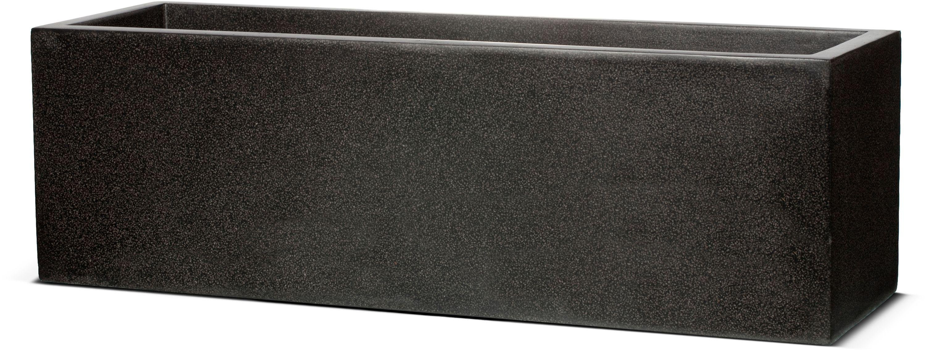 Image of Capi Lux Low Rectangular Planter - 100 x 40cm.