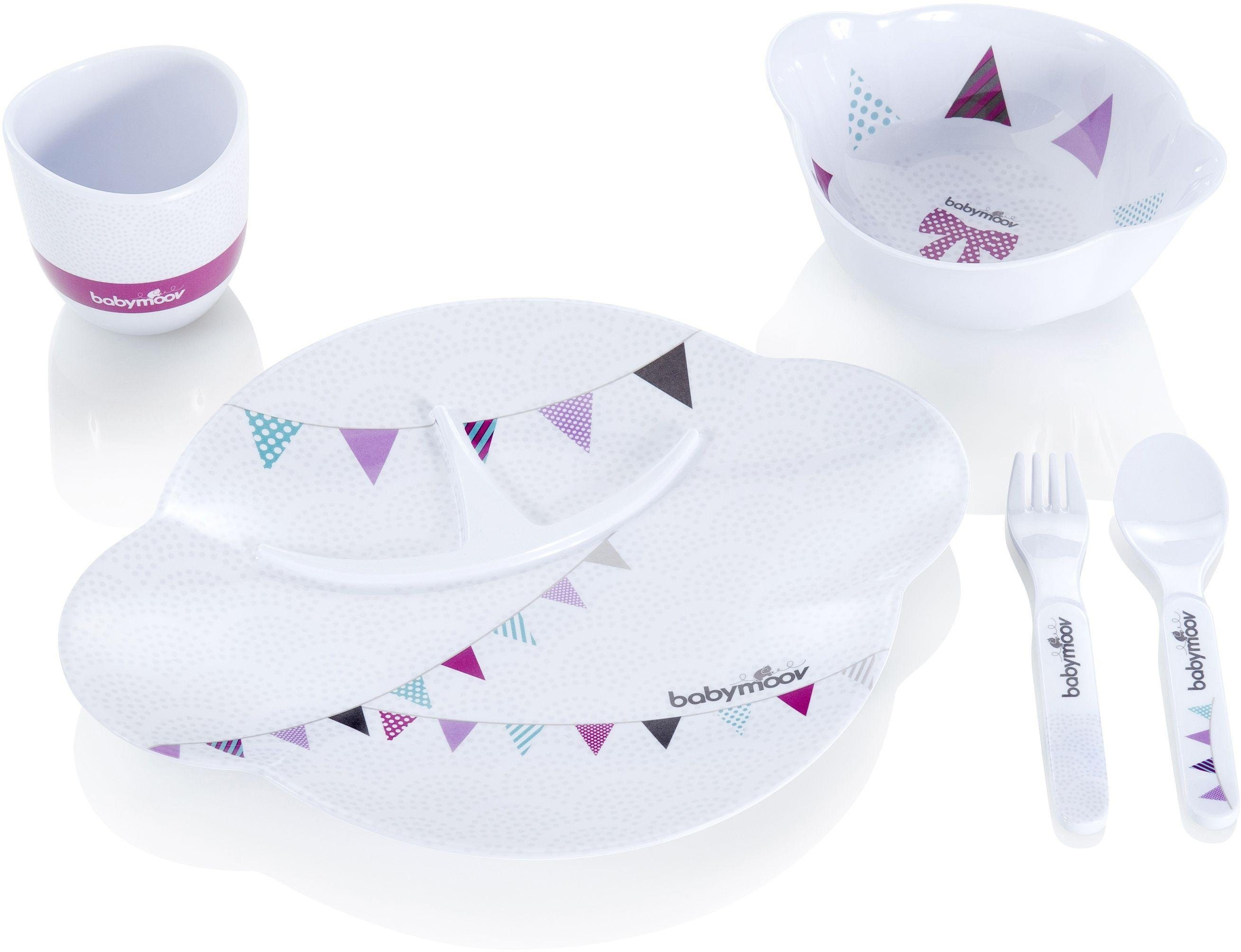 Image of Babymoov - Party Lunch Set - Girls