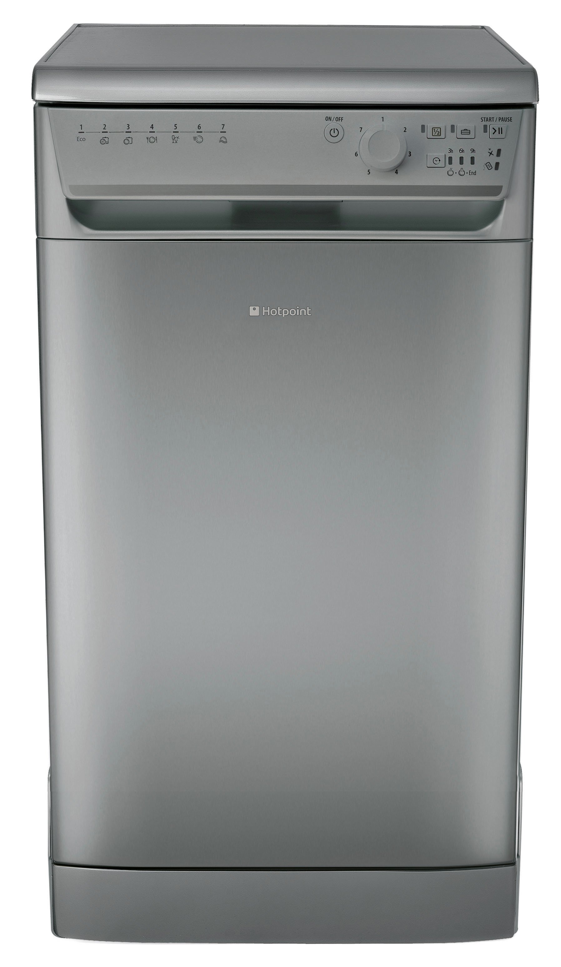 hotpoint aquarius sial11010g slimline dishwasher. Black Bedroom Furniture Sets. Home Design Ideas