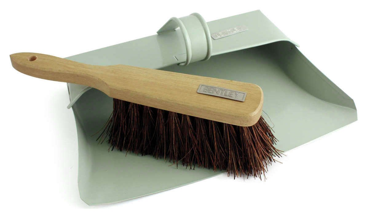 Image of Heritage Set of 2 Dustpan and Brush Set