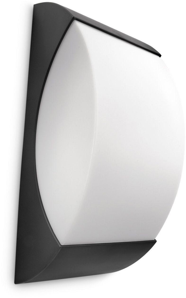 Image of Philips - myGarden - Starry Energy Saving - Wall Light - Black