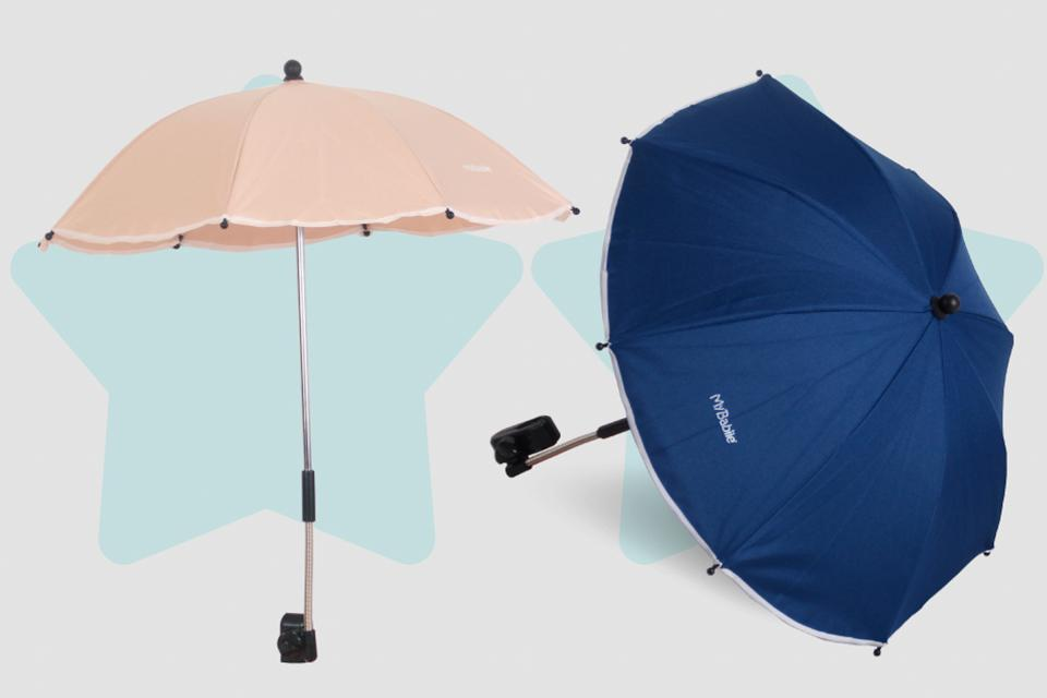 My Babiie pushchair parasols.