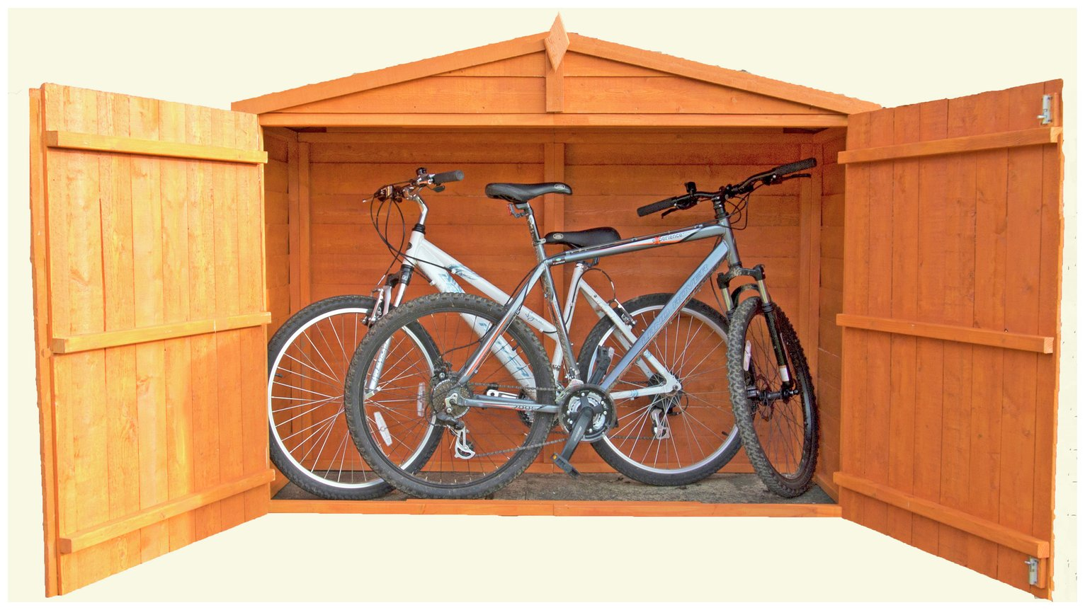 Homewood Overlap Bike Store - 7 x 3ft.
