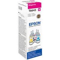Epson EcoTank Magenta Ink Bottle (T6643)