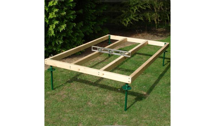 Homewood Adjustable Wooden Shed Base - 7 x 7ft.