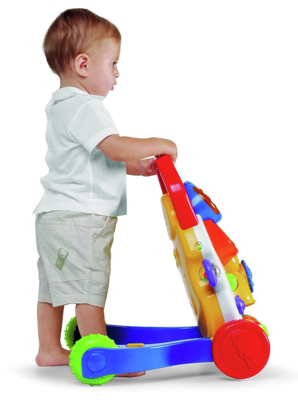 Image of Chicco - Baby Steps Activity Walker