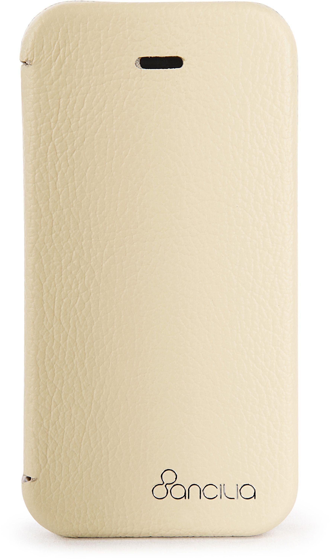 Ancilia Ancilia Anti Radiation iPhone 5/5S Booklet Case - Beige.