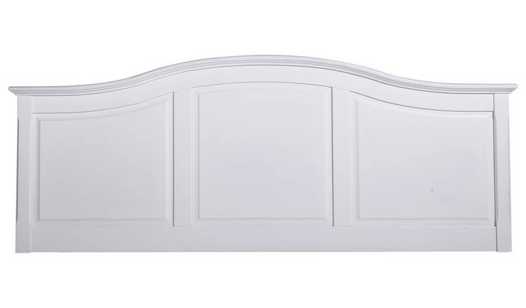 Argos Home Avignon Kingsize Headboard - White