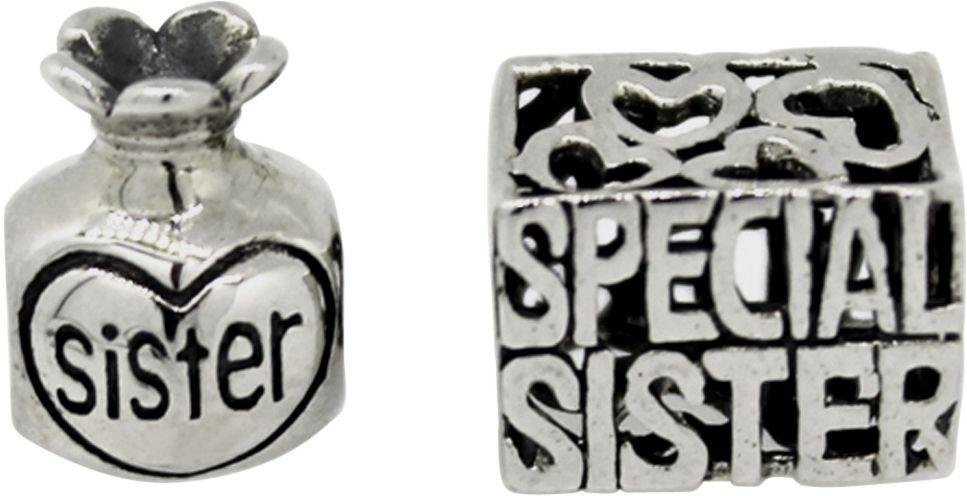 Image of Link Up - S.Silver Special Sister/Sister Perfume Charms - 2.