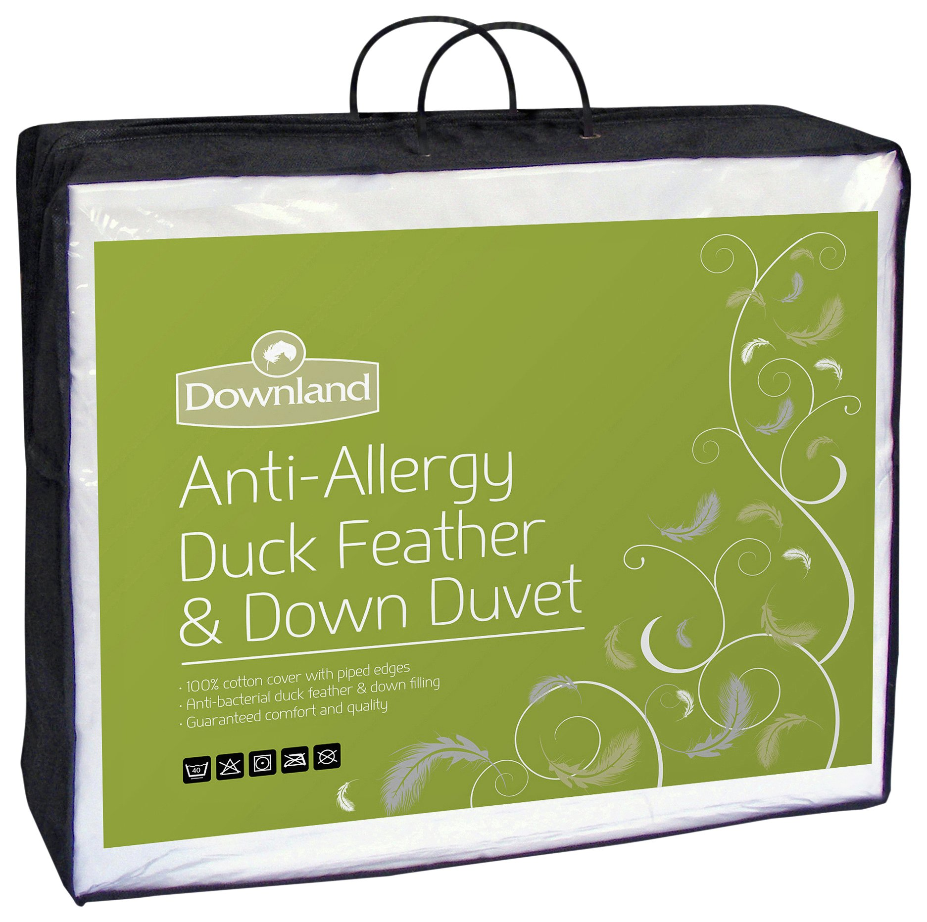 Image of Downland - 105 Tog Duck, Feather and Down - Duvet - Double