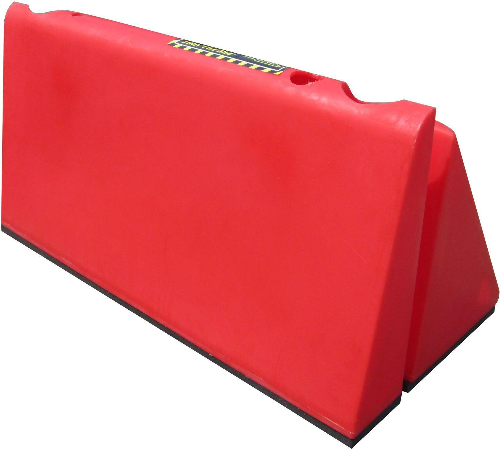 Image of AP Flood Alert Flood Stop Barrier FS500 - Red.