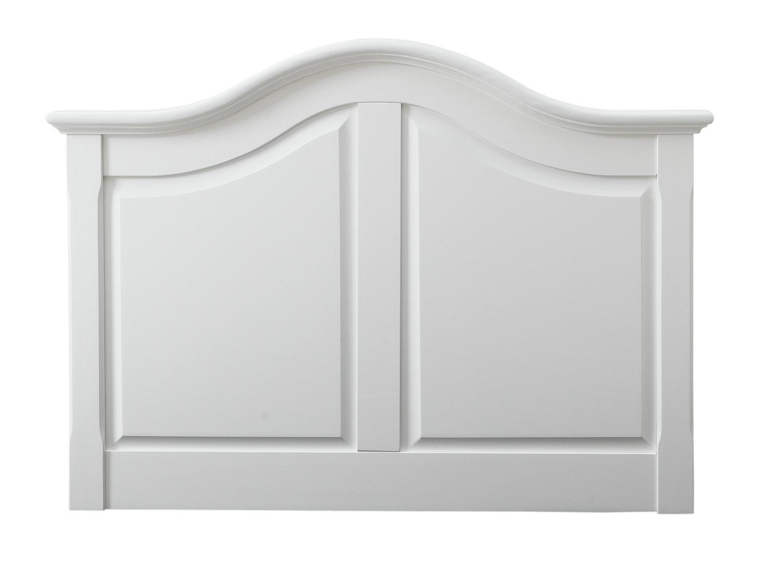Argos Home Avignon Single Headboard - White