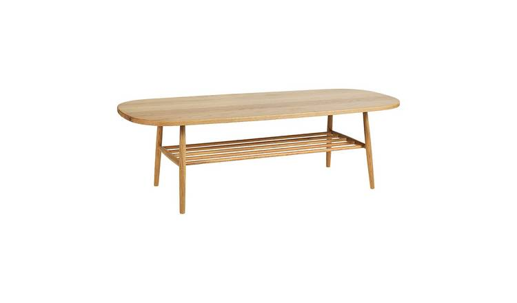 Habitat Cornelia Coffee Table - Oak