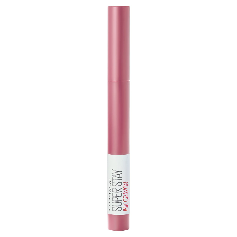 Maybelline Superstay Lipstick Crayon - Seek Adventure