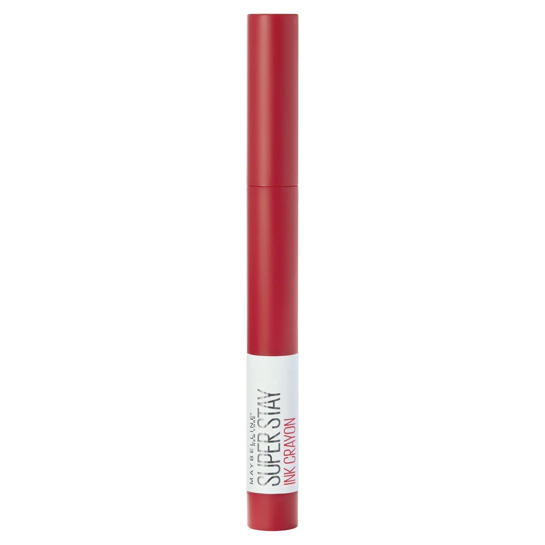 Maybelline Superstay Lipstick Crayon - Hustle in Heels