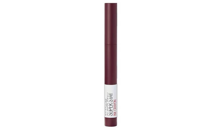 Maybelline Superstay Lipstick Crayon - Settle for More 65