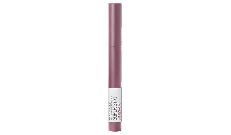 Maybelline Superstay Lipstick Crayon - Stay Exceptional
