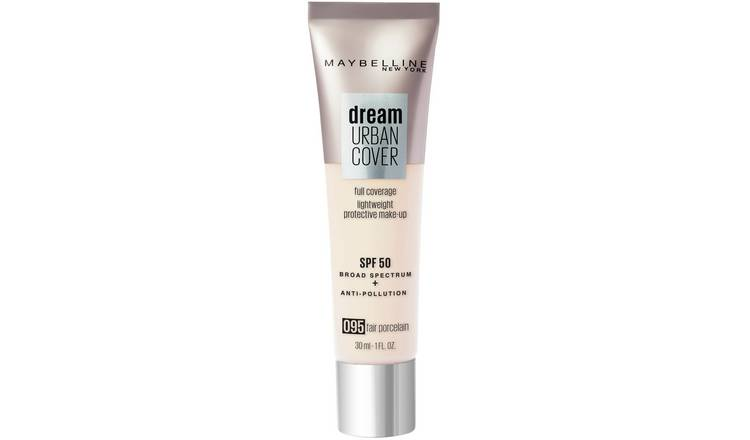 Maybelline Dream Urban Cover Foundation - Fair Porcelain