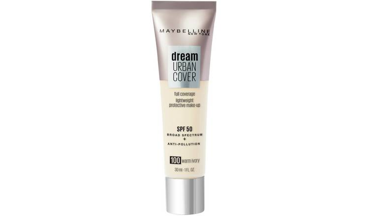 Maybelline Dream Urban Cover Foundation - Warm Ivory