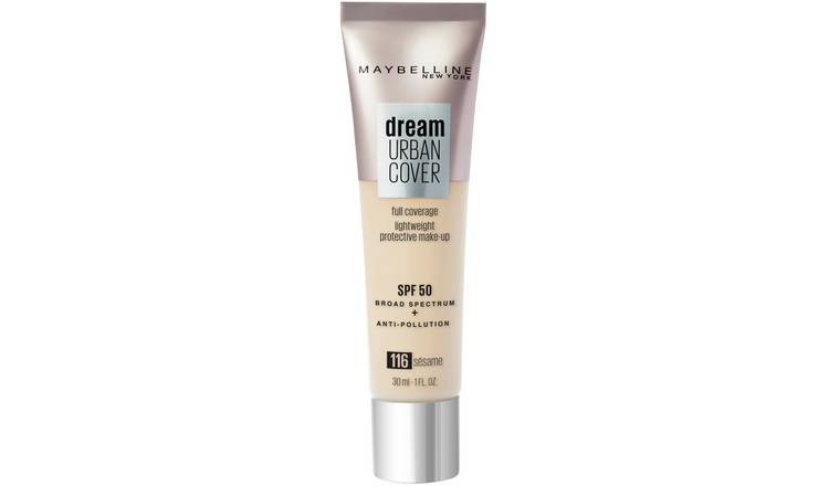 Maybelline Dream Urban Cover Foundation - Sesame