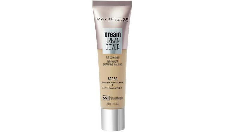 Maybelline Dream Urban Cover Foundation - Natural Beige
