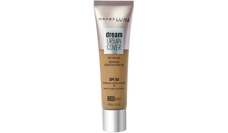Maybelline Dream Urban Cover Foundation - Toffee