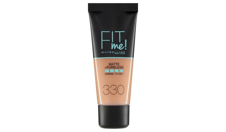 Maybelline Fit Me Matte & Poreless Foundation - Toffee