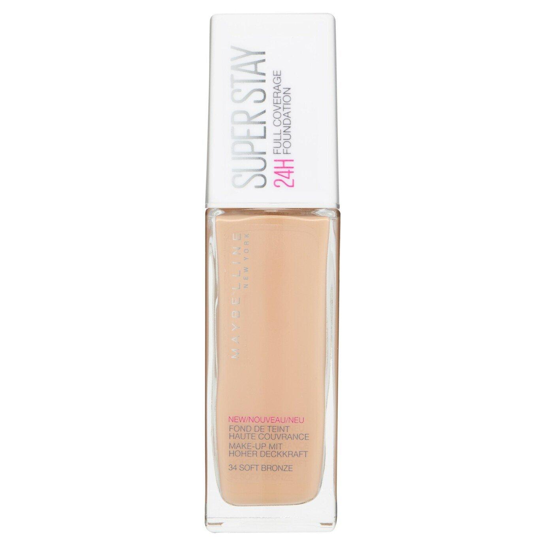 Maybelline Superstay 24hr Foundation - Soft Bronze